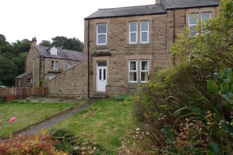 4 bedroom terraced house to rent - Crescent Avenue, Hexham, Northumberland, NE46 3DP