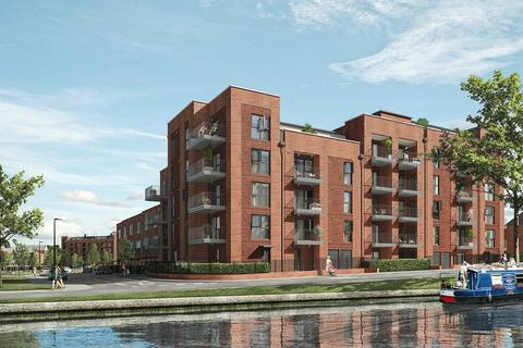 Catalyst - Southall Village - Plot 474, Syon Apartments at High Street Quarter, Alexandra Road, Hounslow, HOUNSLOW TW3