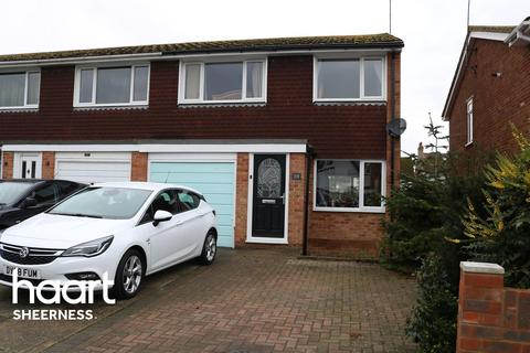 3 bedroom semi-detached house for sale - Nautilus Drive, Minster on sea