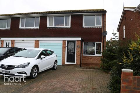 3 bedroom semi-detached house for sale - Nautilus Drive, Sheerness