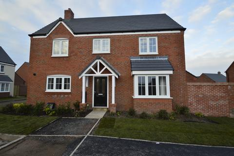 4 bedroom detached house to rent - Pewit Close, Bowbrook Meadows, Shrewsbury