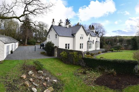 5 bedroom detached house for sale - Mansewood & Mansewood Cottage, Tongland, Kirkcudbright, Dumfries and Galloway, DG6