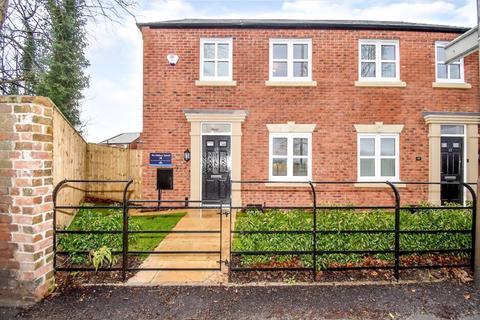 3 bedroom semi-detached house for sale - Plot 74, Flint Close, Arclid