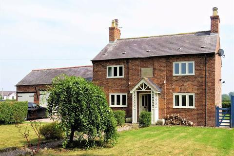 3 bedroom detached house to rent - Back Lane, Threapwood, SY14
