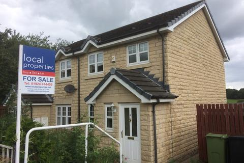 3 bedroom semi-detached house for sale - Spring Mills Grove, Batley