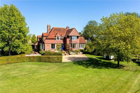 5 bedroom detached house for sale - Church Street, St. Mary Bourne, Andover, Hampshire, SP11