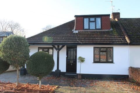 3 bedroom semi-detached bungalow for sale - Vicarage Road