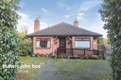 2 bedroom bungalow for sale - Old Road, Barlaston
