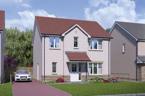 4 bedroom detached house for sale - Plot LOMOND, 4 bedroom detached villa + driveway at Silver Glen, Silver Glen, East Stirling Street FK12