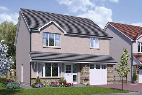 4 bedroom detached house for sale - Plot CUILLIN, 4 bedroom detached villa + garage at Silver Glen, Silver Glen, East Stirling Street FK12