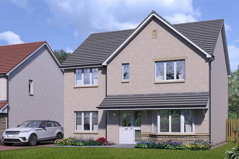 4 bedroom detached house for sale - Plot The CAIRNGORM, 4 bed detached villa + driveway at Silver Glen, Silver Glen, East Stirling Street FK12