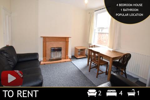 4 bedroom terraced house to rent - Hartopp Road, Leicester, Leicestershire, LE2