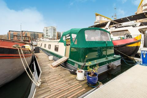 2 bedroom houseboat for sale - Limehouse Basin Marina, Limehouse, E14