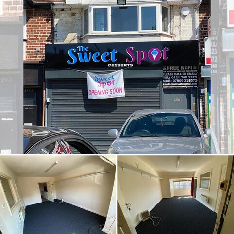 Studio to rent - Gospel Lane B27