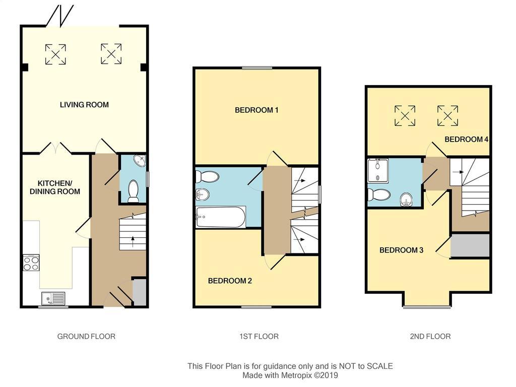 Floorplan: Plot 2