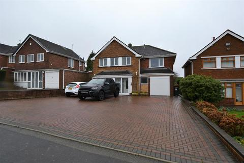 4 bedroom detached house for sale - Walker Avenue, Stourbridge, DY9 9EL