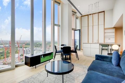 1 bedroom flat to rent - International Way London E20