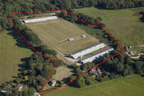 Farm for sale - Nursery Farm, Stock Lane, Landford, Salisbury, SP5