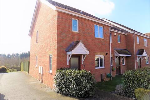 3 bedroom end of terrace house to rent - Meadow Close, Stowmarket