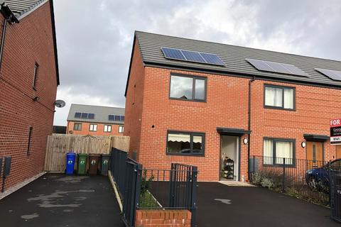 3 bedroom semi-detached house for sale - Beastow Road, Manchester