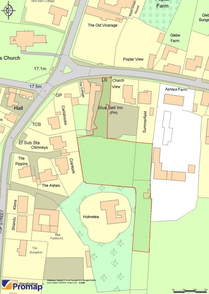 Land Commercial for sale in Residential. Development East Drayton