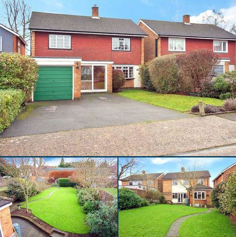 4 bedroom detached house for sale - Banstead