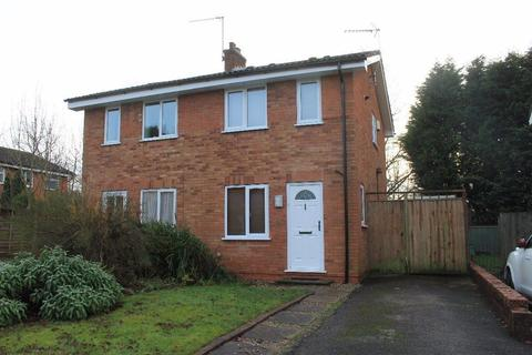 2 bedroom semi-detached house to rent - Carisbrooke Drive, Western Downs, Stafford, ST17 9JY