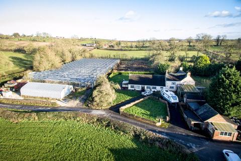 6 bedroom farm house for sale - Penfold Farm and Annexe Hulland Village, Ashbourne