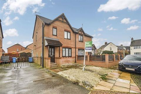 3 bedroom semi-detached house for sale - Hollywell Close, Hull, HU9