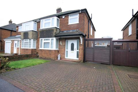 3 bedroom semi-detached house to rent - Silecroft Road, Luton