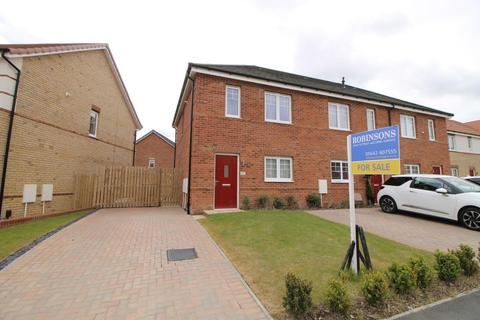 3 bedroom end of terrace house for sale - Napoleon Way, Stockton-On-Tees