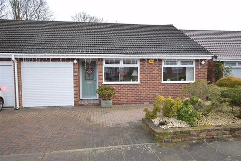 2 bedroom terraced bungalow for sale - Howbeck Close, Oxton, CH43
