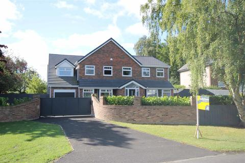 5 bedroom detached house for sale - Edge Hill, Darras Hall, Newcastle upon Tyne, Northumberland