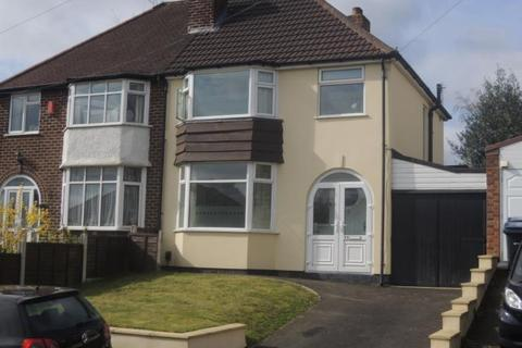3 bedroom semi-detached house to rent - George Frederick Road, Sutton Coldfield, B73 6TB