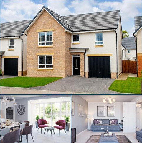 4 bedroom detached house for sale - Plot 77, FALKLAND at DWH @ Heritage Grange, Frogston Road East, Edinburgh, EDINBURGH EH17