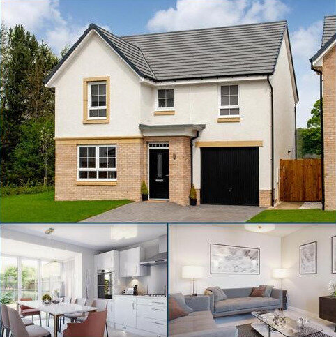 4 bedroom detached house for sale - Plot 72, DALMALLY at DWH @ Heritage Grange, Frogston Road East, Edinburgh, EDINBURGH EH17