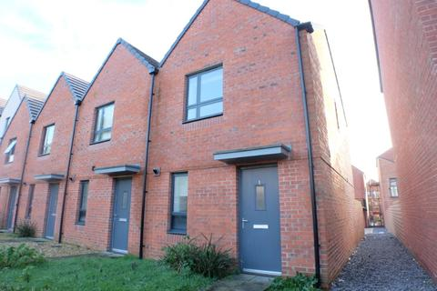 2 bedroom semi-detached house to rent - Sir Harry Seacombe, Mariners Walk, Swansea, SA1 8RF