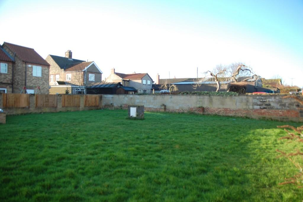 Land Commercial for sale in Old Chapel Court, Waddingham, Lincolnshire