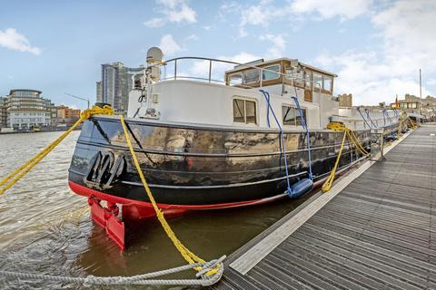 3 bedroom houseboat for sale - Imperial Wharf Marina, The Boulevard, Fulham SW6