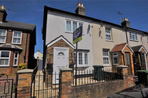 3 bedroom end of terrace house for sale - Farnell Road, Staines-upon-Thames, Surrey, TW18
