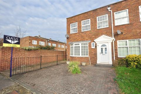 3 bedroom end of terrace house for sale - Shaftesbury Crescent, Staines-upon-Thames, Surrey, TW18