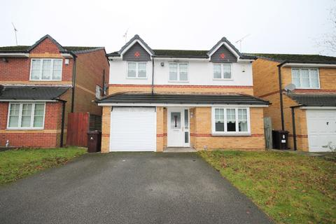 4 bedroom detached house for sale - Woodhurst Close Huyton L36