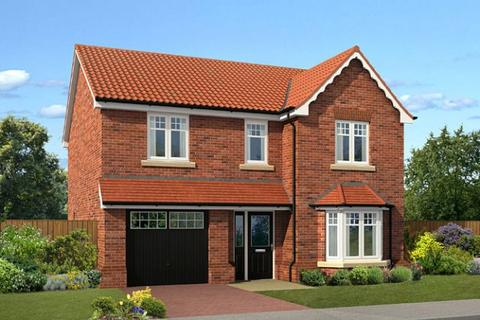 4 bedroom detached house for sale - The Tonbridge at Brierley Heath, Brand Lane, Stanton Hill, Skegby NG17