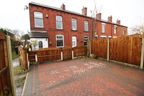 3 bedroom end of terrace house for sale - Silk Street, Westhoughton, BL5 3RX