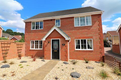 4 bedroom detached house for sale - Wavell Road, Dereham NR19