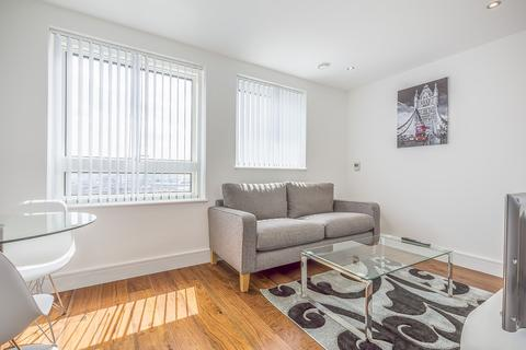 Studio to rent - Duckman Tower, 3 Lincoln Plaza, Canary Wharf, London, England, E14