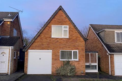 3 bedroom detached house for sale - St Andrews Drive, Whitestone, Nuneaton
