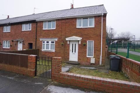 3 bedroom end of terrace house to rent - Chesters Avenue, Longbenton