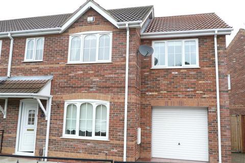 4 bedroom semi-detached house to rent - Primrose Way, Cleethorpes