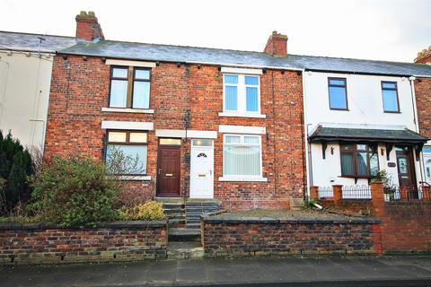 3 bedroom terraced house to rent - Rock Terrace, New Brancepeth, Durham